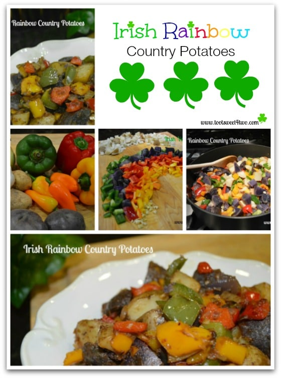 Pic 12 Irish Rainbow Country Potatoes