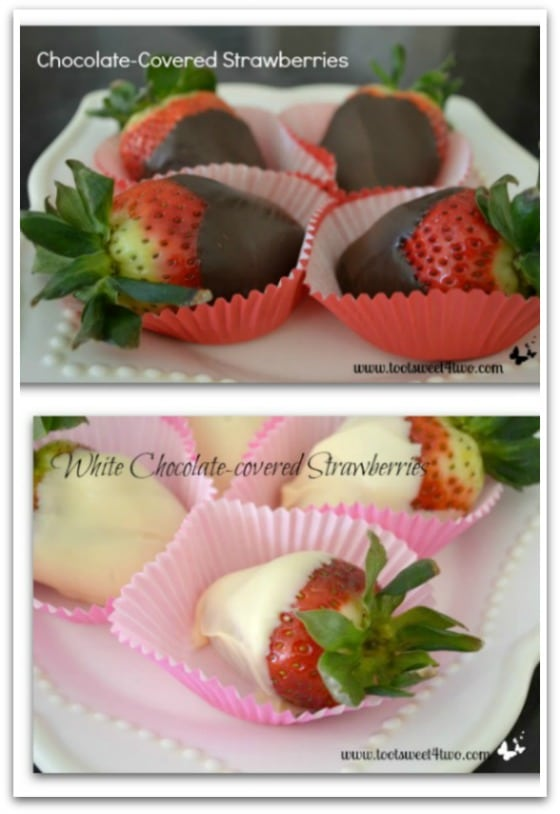 Pic 7 Chocolate-covered Strawberries