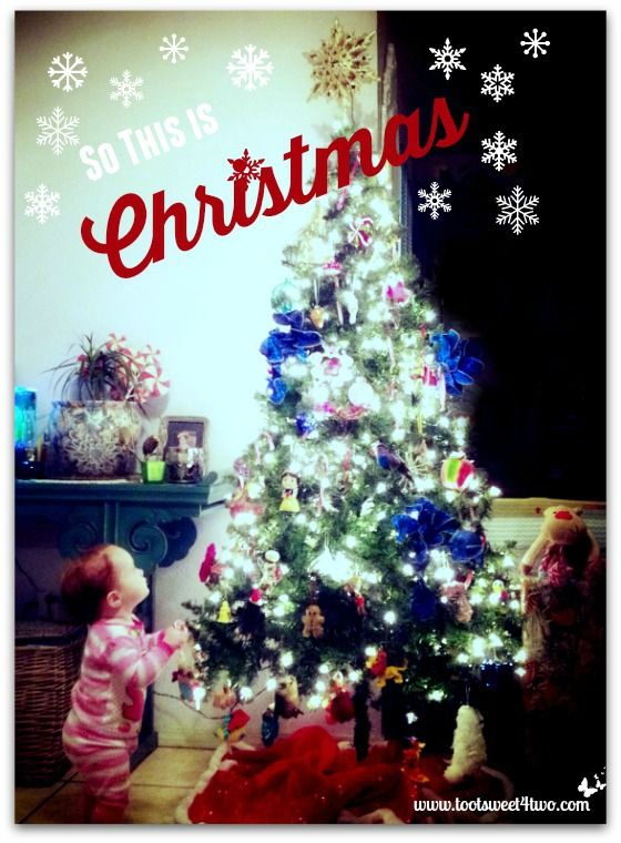 So This is Christmas cover