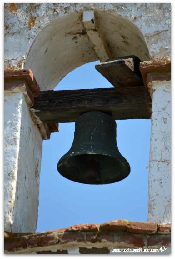 Bell Tower at Mission San Antonio de Pala