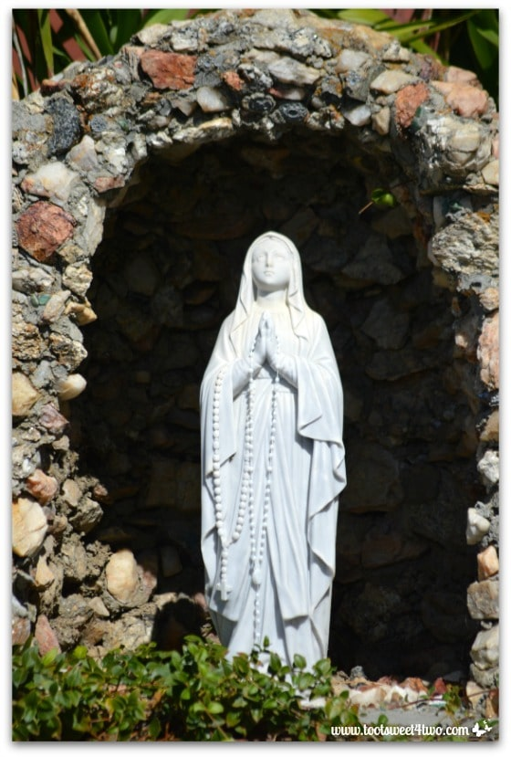 Shrine of Mary - Mission Santa Ysabel