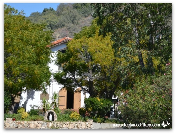 St. John the Baptist Catholic Church - Mission Santa Ysabel