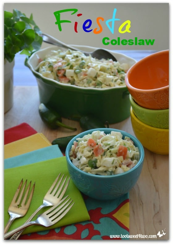 Fiesta Coleslaw - 15 Awesome Things