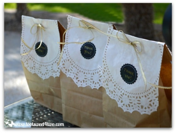 Party gift bags