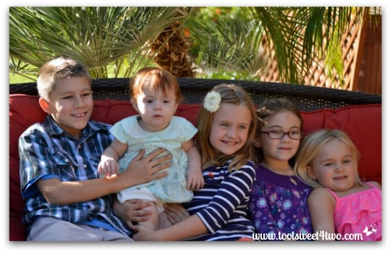 The cousins - Baby Turns One