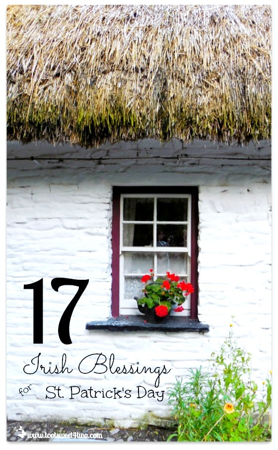 17 Irish Blessings for St. Patrick's Day - 17 Proverbs and Toasts
