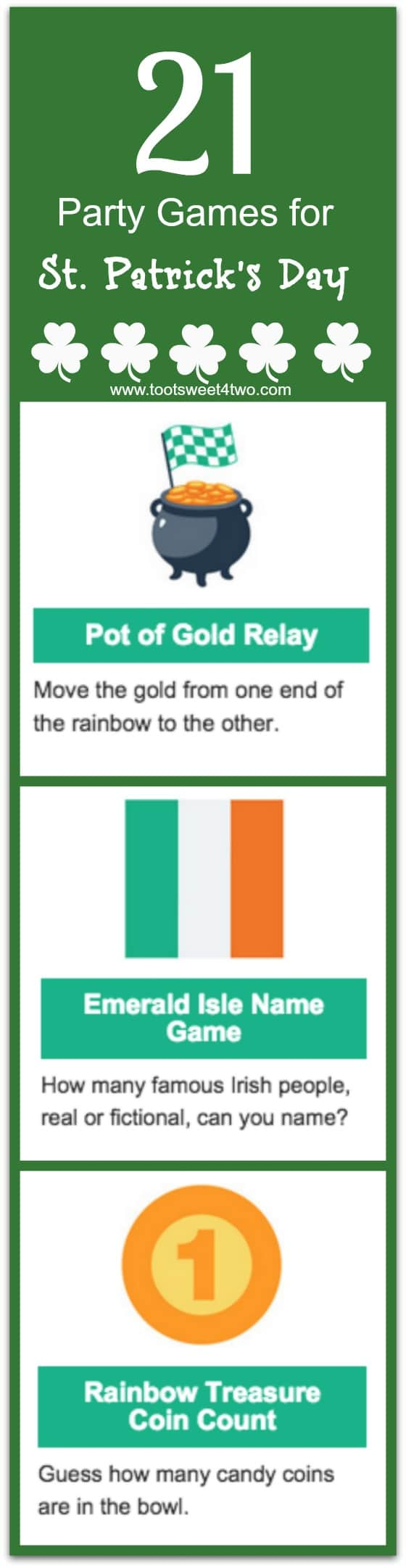 21 St. Patrick's Day Party Games for Kids