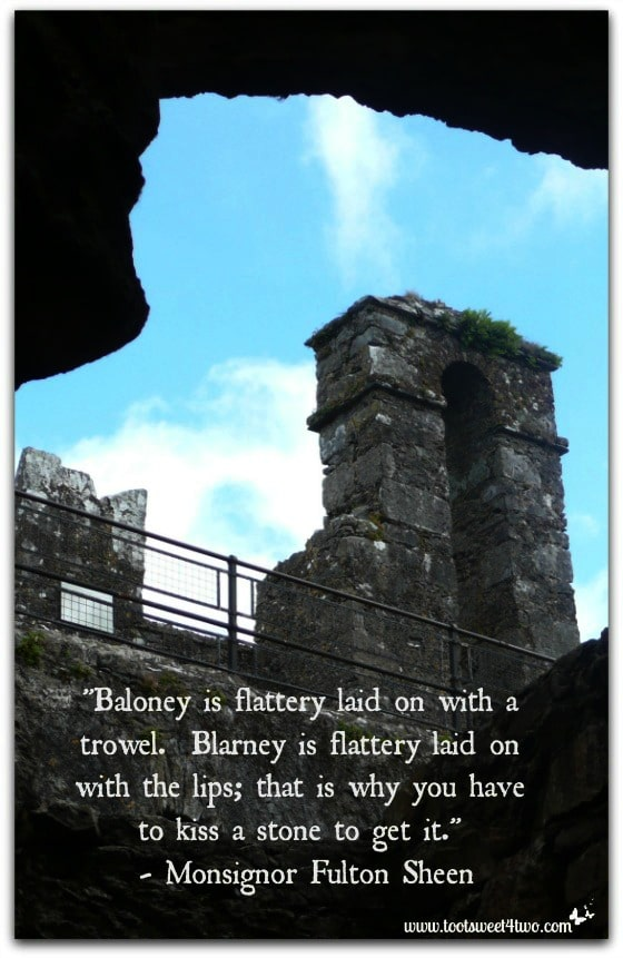 Baloney vs Blarney - 17 Irish Blessings, Proverbs and Toasts