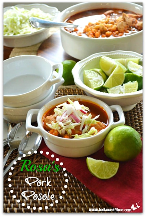 Rosa's Pork Posole - Pot O'Gold