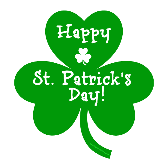 St. Patrick's Day png