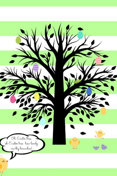 Spring-and-Easter-Printables