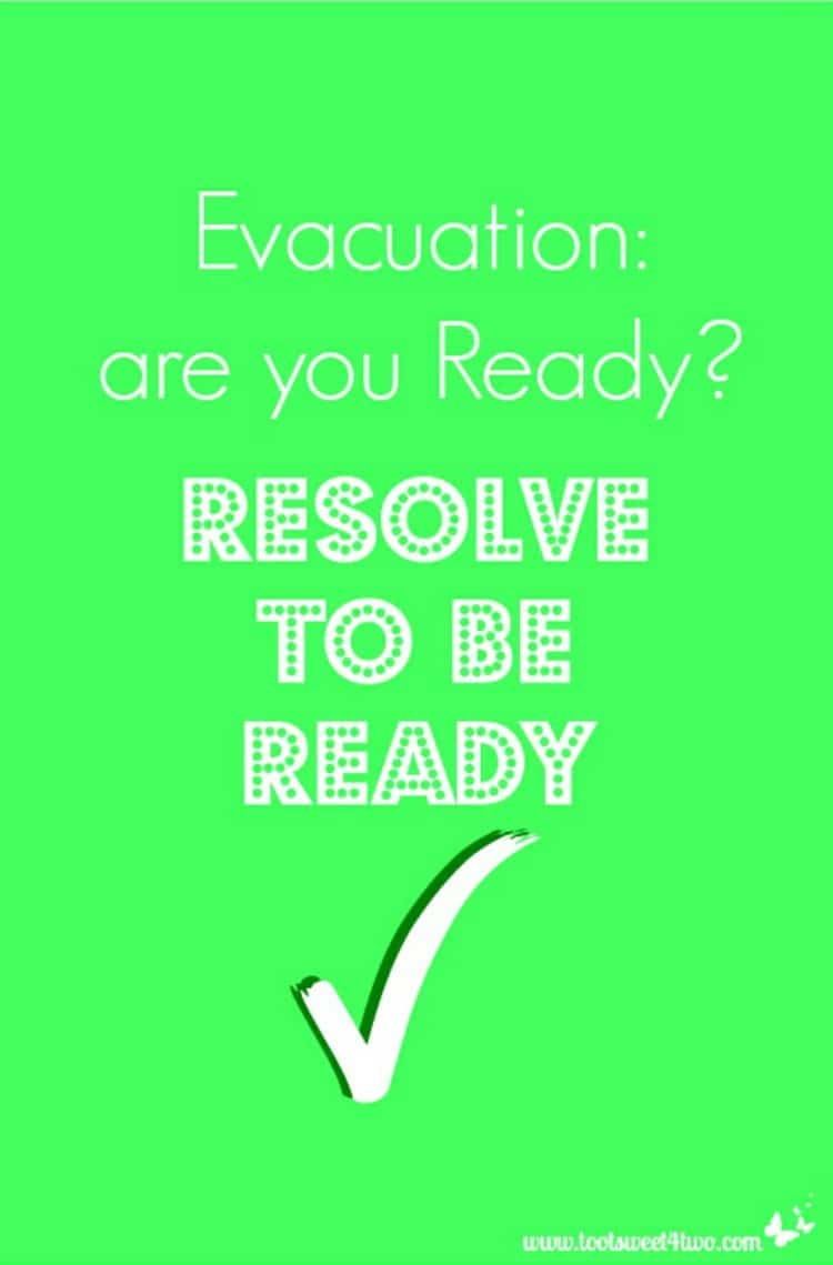 Evacuation are you Ready cover 750x1139
