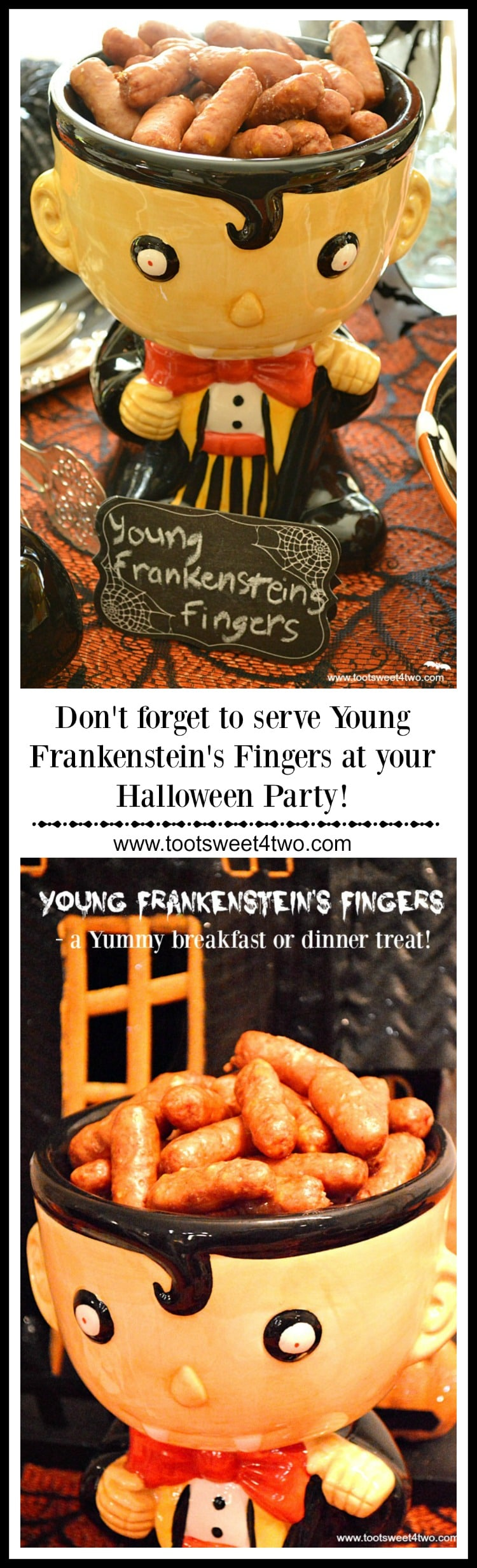 Young Frankenstein's Fingers Pinterest