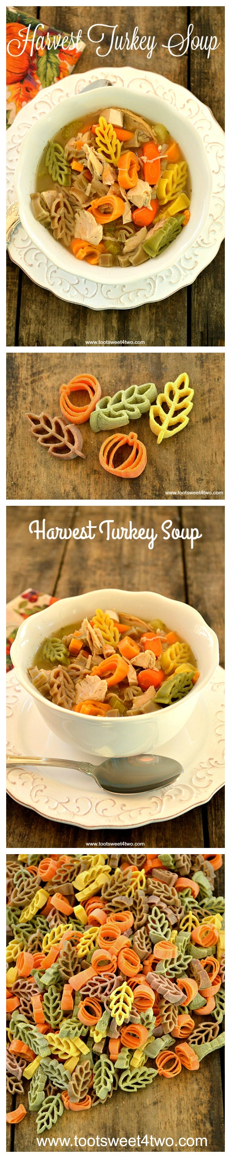 Harvest Turkey Soup - a delicious and satisfying soup