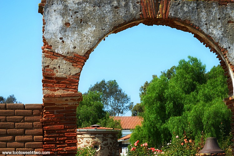 Mission San Luis Rey Carriage Arch