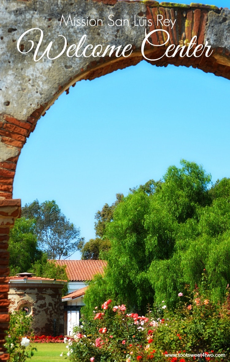 Mission San Luis Rey Welcome Center Carriage Arch and Gardens - cover photo