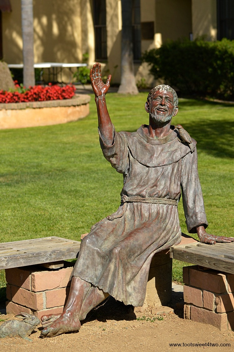 san luis rey catholic single men Share ghosts of early california our first tale not only supplied california with its first catholic there is the faceless monk of mission san luis rey.
