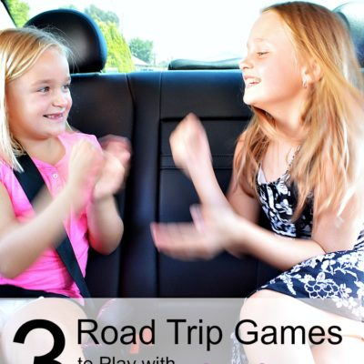 3 Road Trip Games to Play with Your Kids {Guest Post}