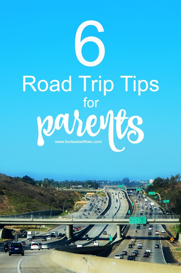 As parents, vacation can be just as hectic and challenging as our routine everyday life. Plan a successful and memorable road trip with kids by tailoring your journey to fit your children's personalities and needs. Take the time to customize your trip by planning ahead and your family road trip will be a success! 6 Road Trip Tips for Parents suggests games and ideas for kids to turn potential road trip stress into quality, family-bonding moments. | www.tootsweet4two.com