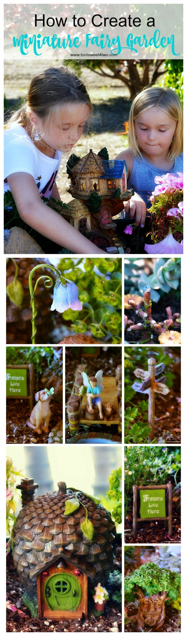 How To Create A Magical Miniature Fairy Garden Toot