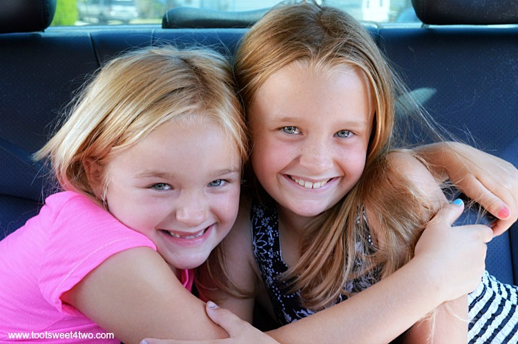 The Princesses P - 6 Road Trip Tips for Parents