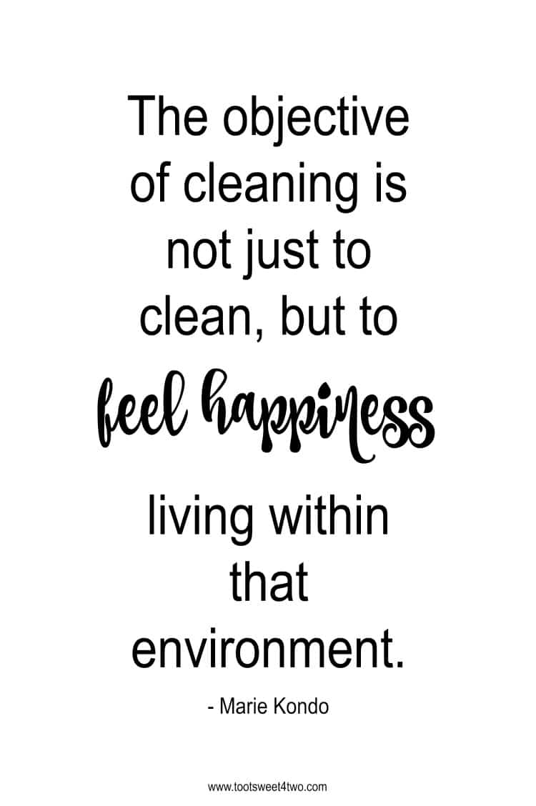 In our busy, hectic lives, keeping a clean home is a constant challenge. Sometimes it seems easier to just pile dirty dishes in the sink father than loading the dishwasher. Or, letting your laundry pile up in a gigantic heap seems easier than running a load while you cook dinner. As for dusting and vacuuming, why not let that chore go another week? After all, who will notice? Learn why a clean home influences a healthy mind and body! | www.tootsweet4two.com