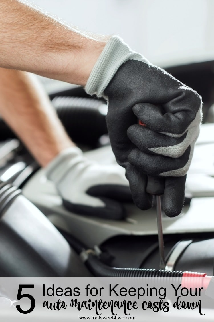 Owning a car means paying for fuel, insurance, servicing and repairs. And, all of it can get pretty expensive, especially if you use your car on a regular basis. However, there are many ways to keep your vehicle costs as low as possible while keeping your car in great shape. Here are five ideas for keeping your auto maintenance costs at a minimum.