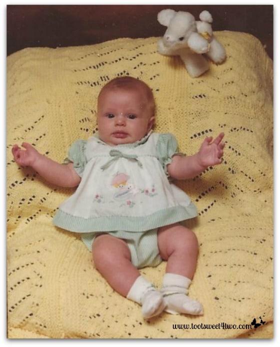 Baby Tiffany 1980