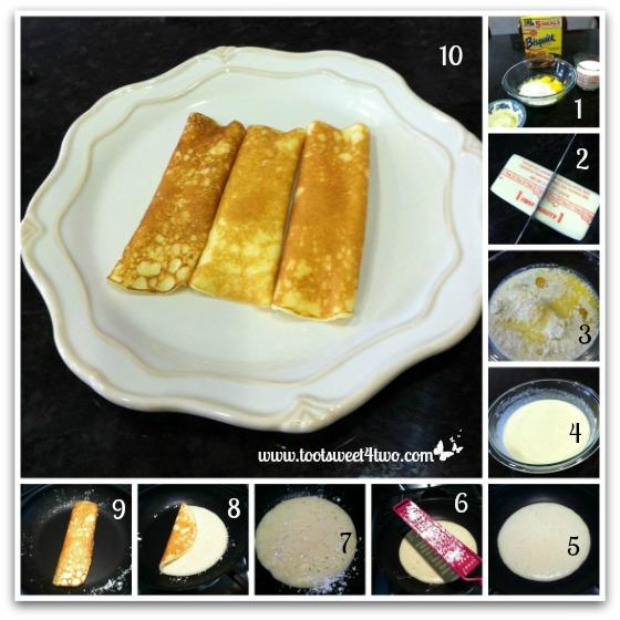 Dawn's Swedish Pancakes tutorial