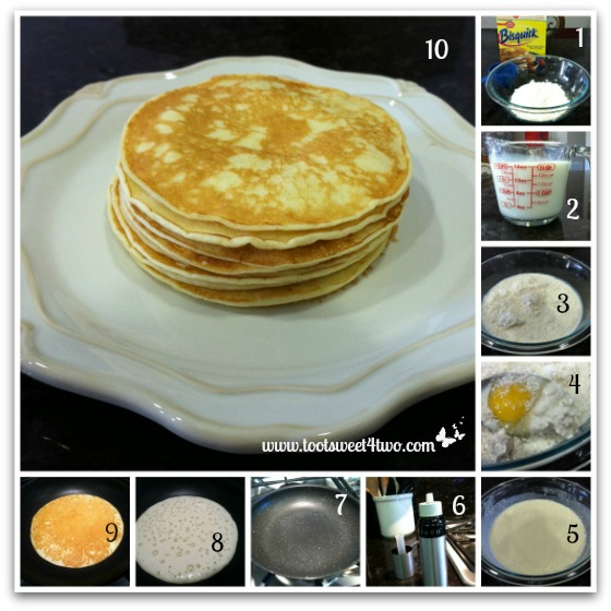 Gail's Swedish Pancakes tutorial