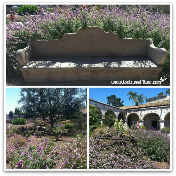 The Gardens - Mission San Juan Capistrano