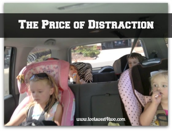 The Price of Distraction