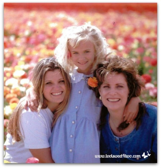 Tiffany, Samantha and Gail 1998