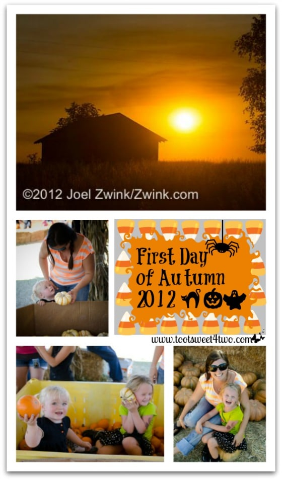 First Day of Autumn 2012 Pinterest