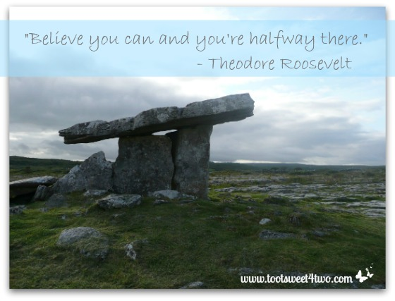 Poulnabrone - Believe You Can