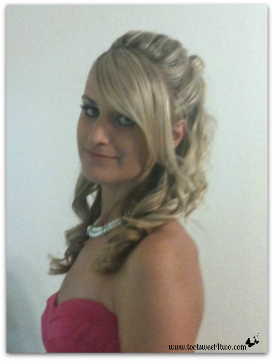 Samantha's Prom photo