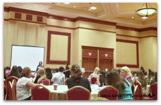 Bloggy Boot Camp session