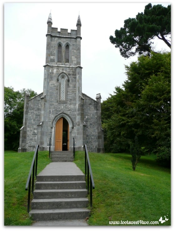 Church in Bunratty Park, Ireland