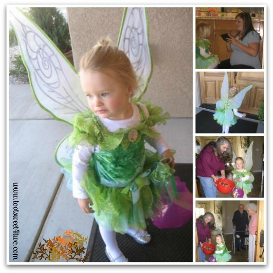 Princess P - Halloween 2009