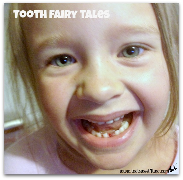 Tooth Fairy Tales cover