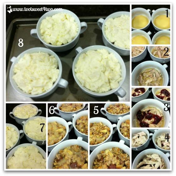Turkey Shepherd's Pie tutorial