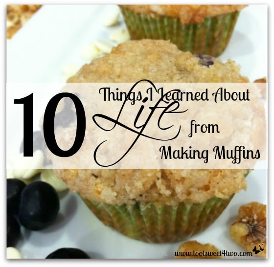 10 Things I Learned About Life cover