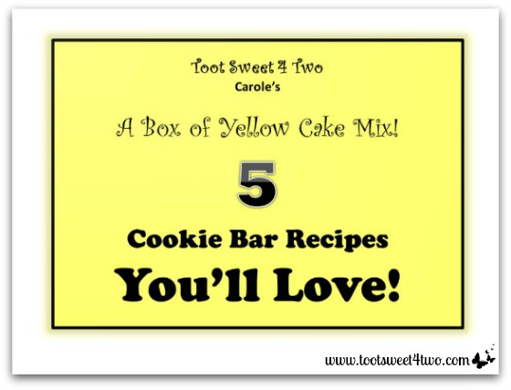 A Box of Yellow Cake Mix cover