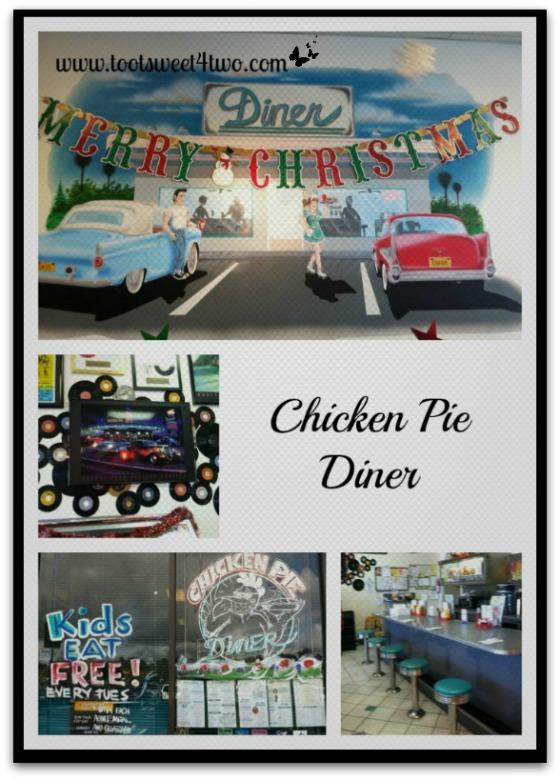 Chicken Pie Diner Interior