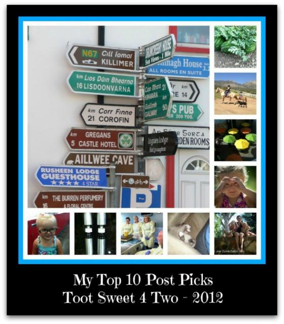 My Top 10 Post Picks 2012