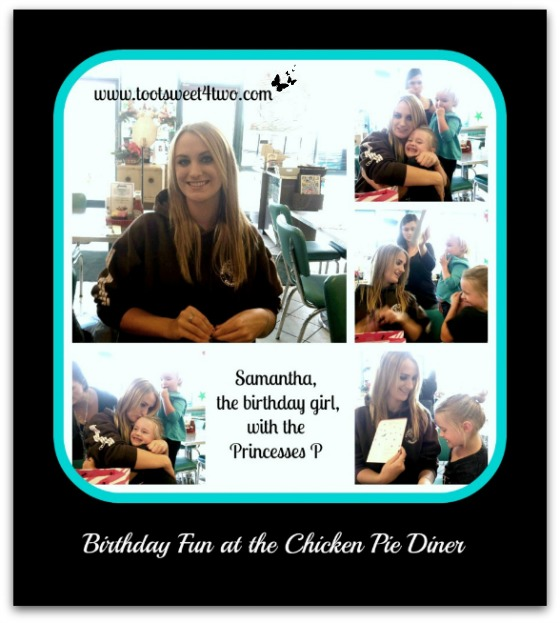 The Birthday Girl at the Chicken Pie Diner