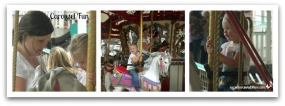Carousel Fun - 42 Things to do in San Diego