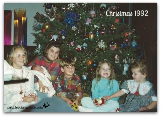 Christmas 1992 - Ties That Bind