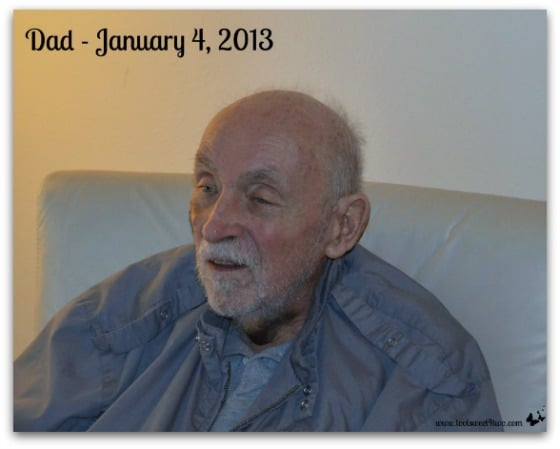 Dad - January 4, 2013 - Requiem for My Father
