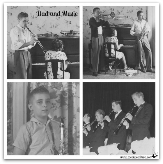 Dad and music - Requiem for My Father